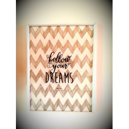 Rama foto Follow your dreams {Florarie Huedin} - 1
